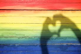 more love rainbow